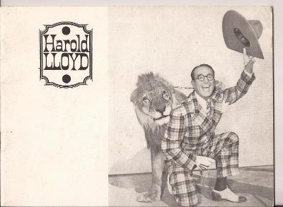 Harold Lloyd, Douglas Fairbanks