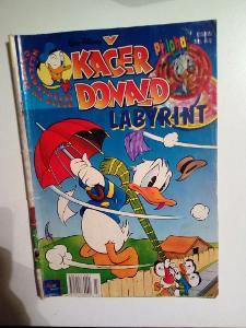 Časopis, Kačer Donald, č. 23/1999, zachovalý stav