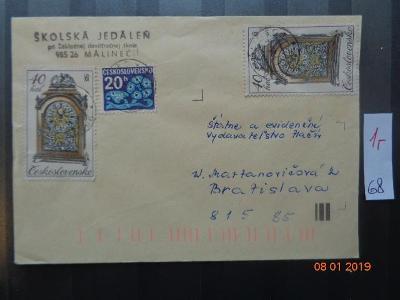 ČESKOSLOVENSKO  -  MÁLINEC