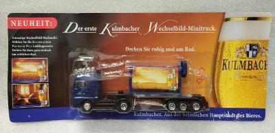 Reklamní kamion - pivovar Kulmbacher
