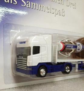 Reklamní kamion - pivovar Scherdel