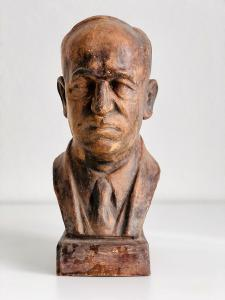Busta / socha Edvard Beneš