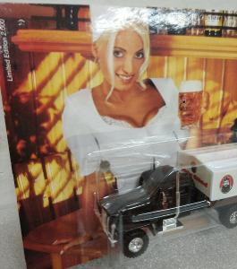 Reklamní kamion - pivovar Svitavy