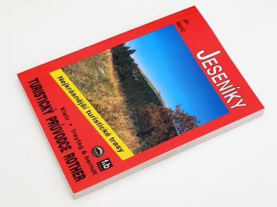 #3201A Jeseníky Turistický průvodce Bábnič Ján 2003