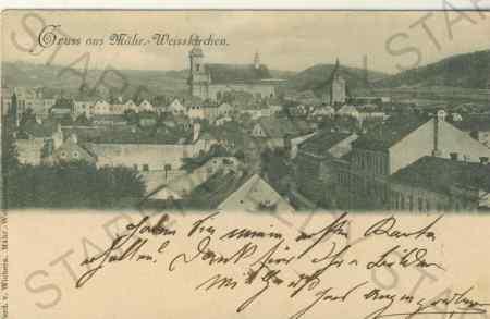 Hranice - Gruss aus Mähr. Weisskirchen, DA