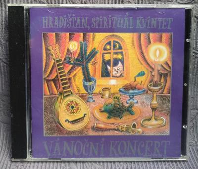 CD - Hradišťan a Spirituál Kvintet ( 2005 ), CD V PĚKNÉM STAVU