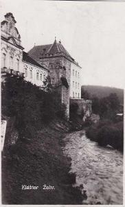 Želiv,klášter