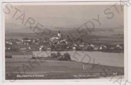 Všeruby (Neumark), pohled na město, Domažlice