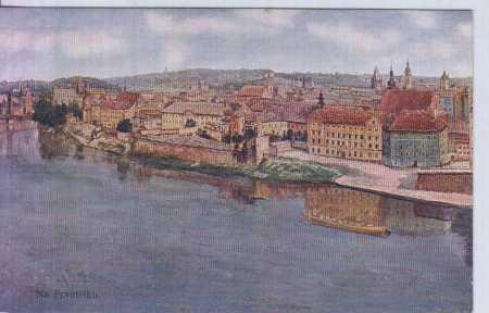 Praha 2, Na Františku, J. Minařík