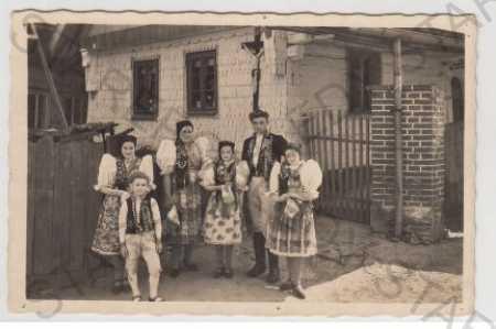 Domažlice, Chodsko, Kroj