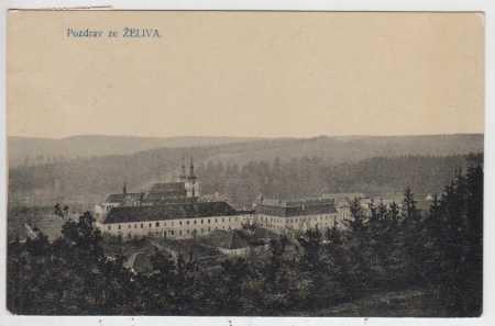 Želiv, klášter