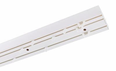 Plastová kolejnice pro závěsy 2x150 cm (287422) _G269