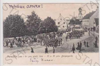 Jugoslávie - Chorvatsko - Varaždin - Velikonoce, p
