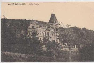 Lázně Luhačovice, Villa Vlasta