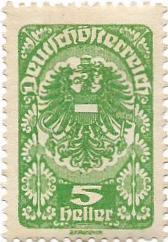 Známka starého Rakouska od koruny - strana 5 - Filatelie