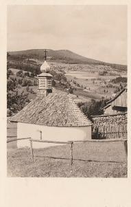 Železná Ruda, Pancíř (Šumava) 1950