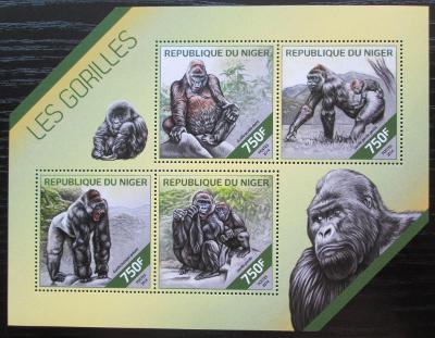 Niger 2014 Gorily Mi# 2875-78 Kat 12€ 2514
