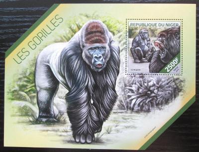 Niger 2014 Gorily Mi# Block 317 Kat 10€ 2514