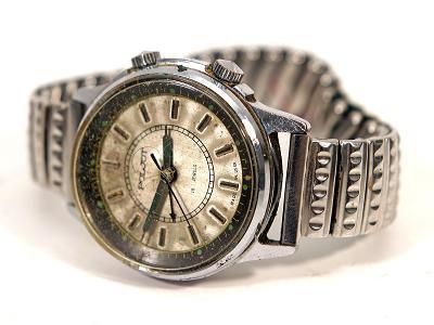 Pánské náramkové hodinky Poljot ♥