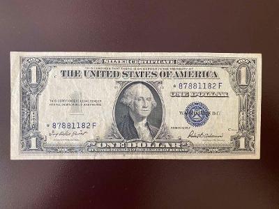1 $ 1935 *  USA Amerika