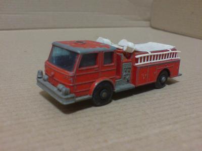 MB29-Fire Pumper Truck