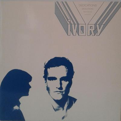 LP  Ivory - Dedications, 1985 EX