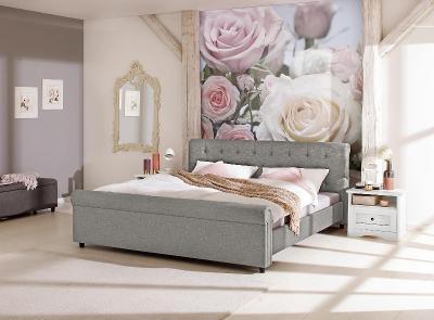 Čalouněná postel Goronna 180x200 (73118816) F529 2/2 - nekomplet