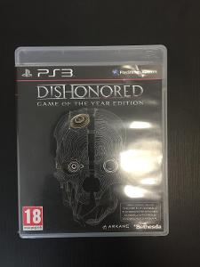 PS3/PlayStation 3 - Dishonored GOTY