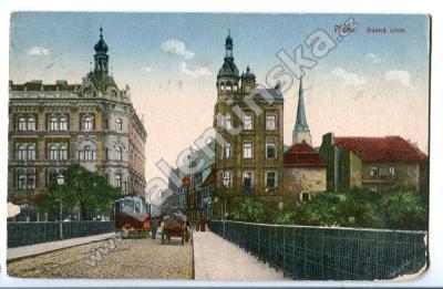Plzeň tramvaj