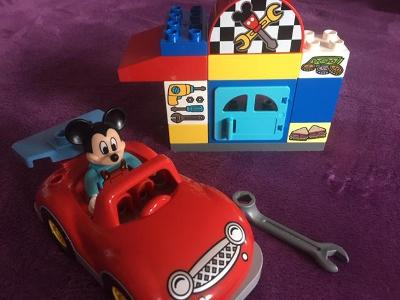Duplo Mickey Mouse autoservis