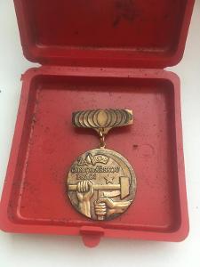 Medaile ROH Za odborářskou práci