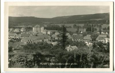 Plasy, Plzeň sever