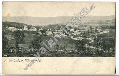 Prášily Stubenbach, Klatovy, Šumava