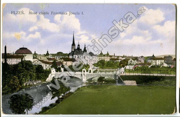Plzeň - Pohlednice