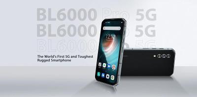 Odolný telefon Blackview BL6000 Pro , 8/256GB, 5G