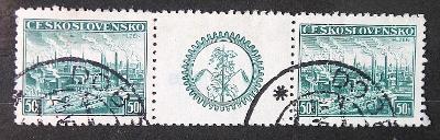 Československo ,50h   / Známky (1a)