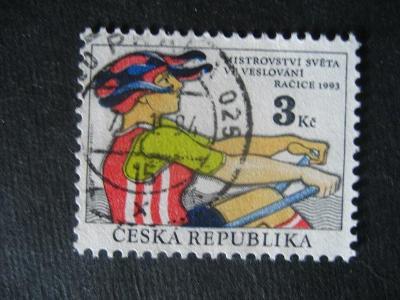 ČR motivy sport ražená