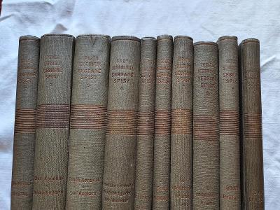 Sebrané spisy Ignáta Herrmanna - 10 svazků (1907)