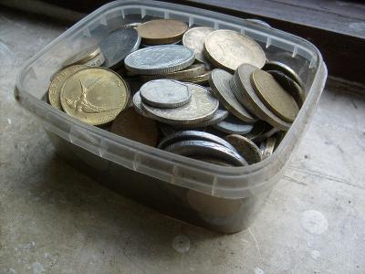 mince 150 kusů