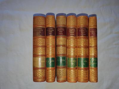 Sebrané spisy Aloise Jiráska (6 svazků)
