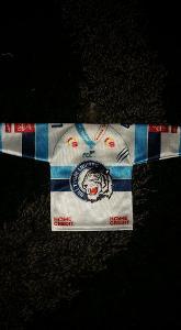 Minidres hokejového klubu Bílí tygři Liberec - Tomáš Filippi - podpis