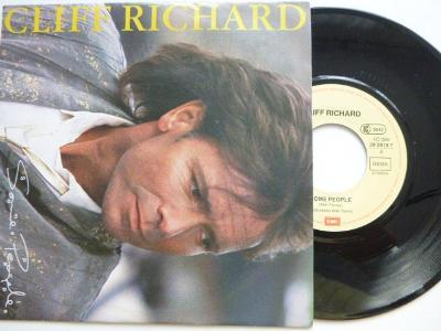 SP CLIFF RICHARD Some People / One Time Lover ManEMI 1987 LUXUS STAV