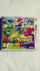 MARIO TENNIS OPEN -NINTENDO 3DS