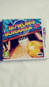 BOWLING BONANZA 3D-NINTENDO 3DS