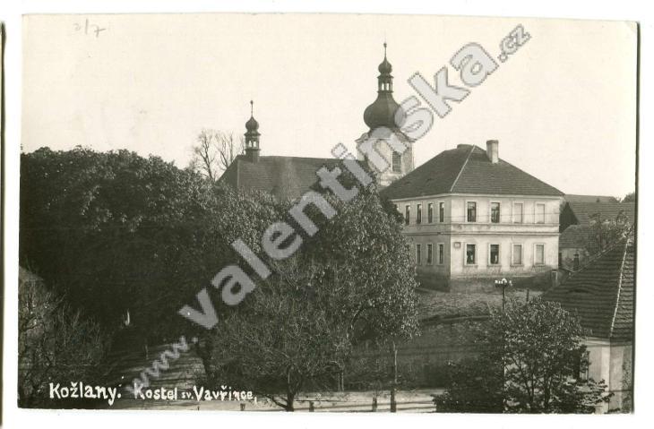 Kožlany, Plzeň sever - Pohlednice