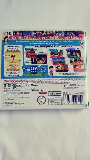 TOMODACHI LIFE-NINTENDO 3DS - Hry