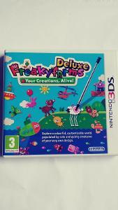 FREAKYFORMS DELUXE-NINTENDO 3DS