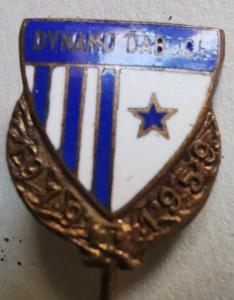 Odznak Dynamo Ďáblice