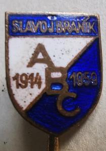 Odznak Slavoj Braník 1914-1959