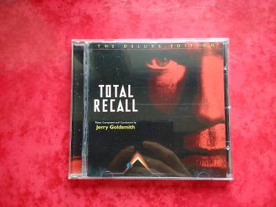 Jerry Goldsmith - Total Recall Deluxe Edition Soundtrack - RARITA